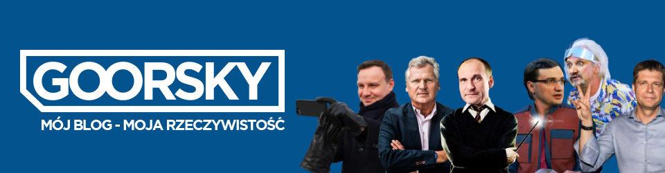 Goorsky.pl – Mój blog moja rzeczywistość