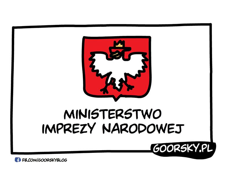 Ministerstwo Imprezy Narodowej