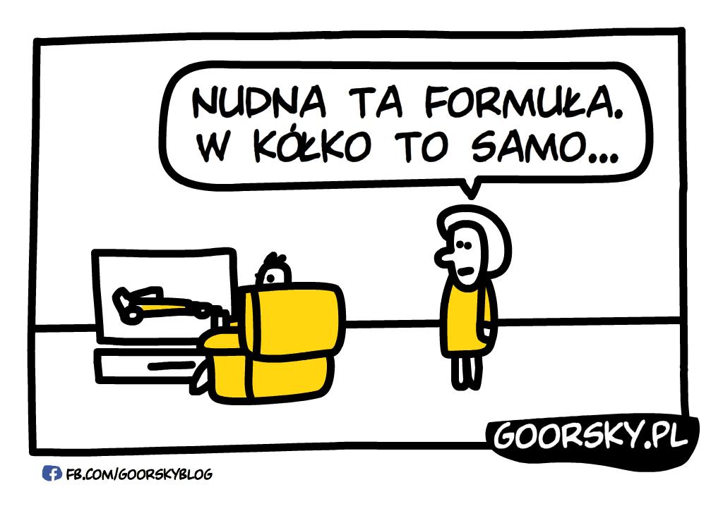 Formula jeden