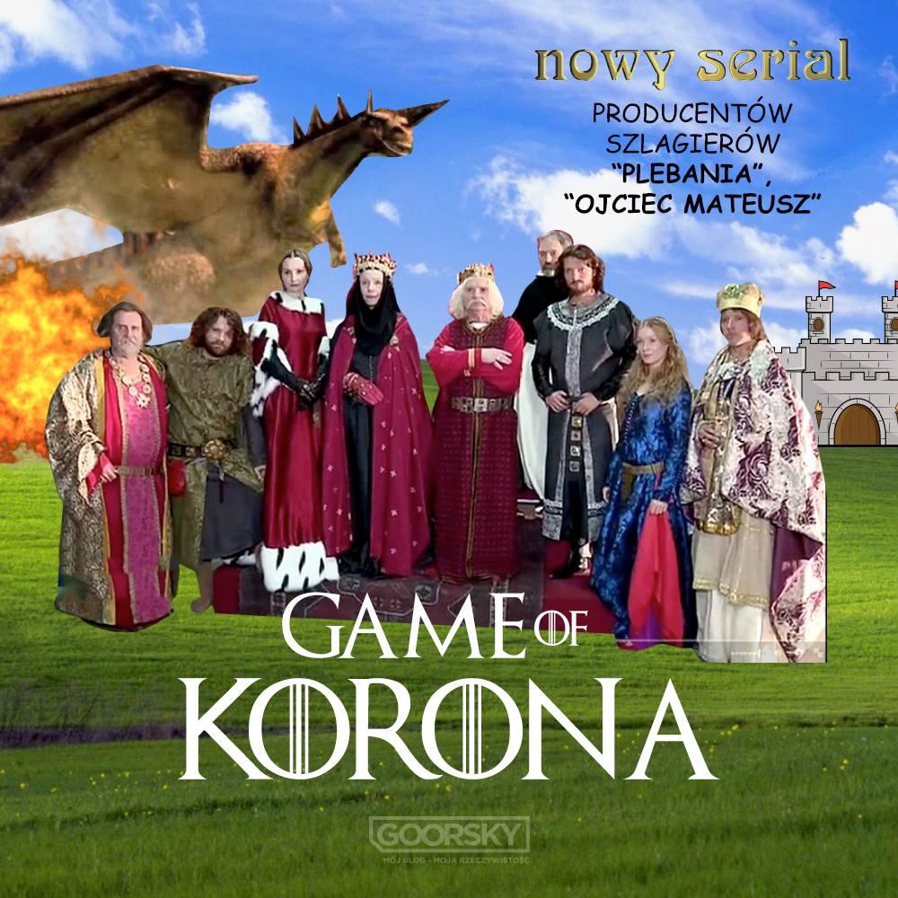 Game of Korona
