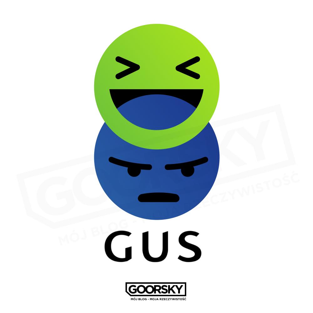 Propozycja logo dla GUS