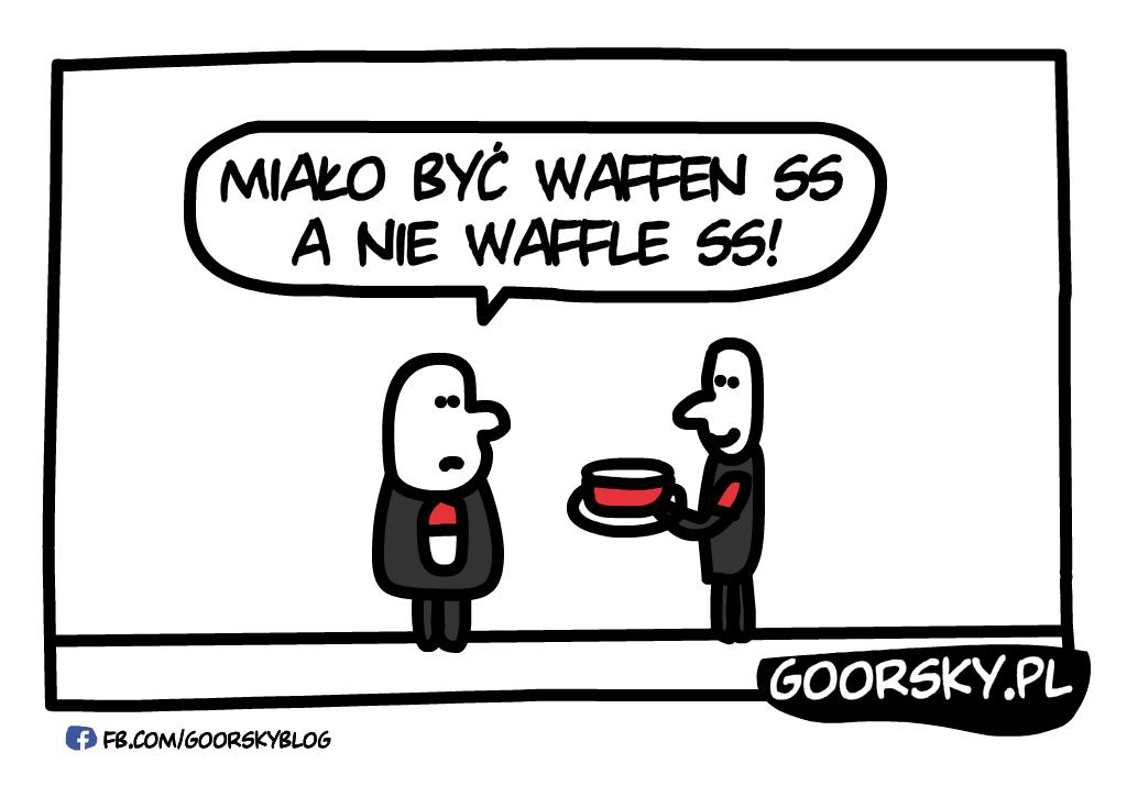Waffle SS