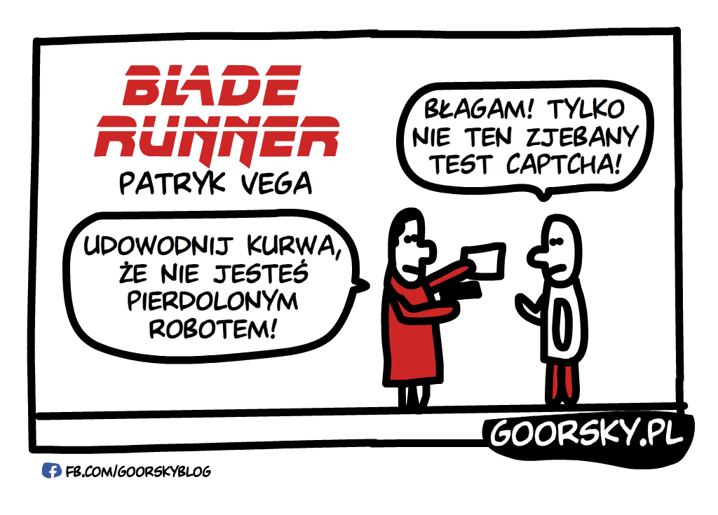 Blade Runner by Vega