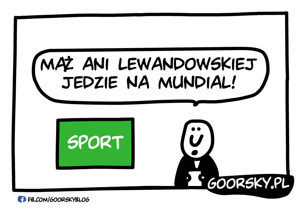 Mąż Ani Lewandowskiej