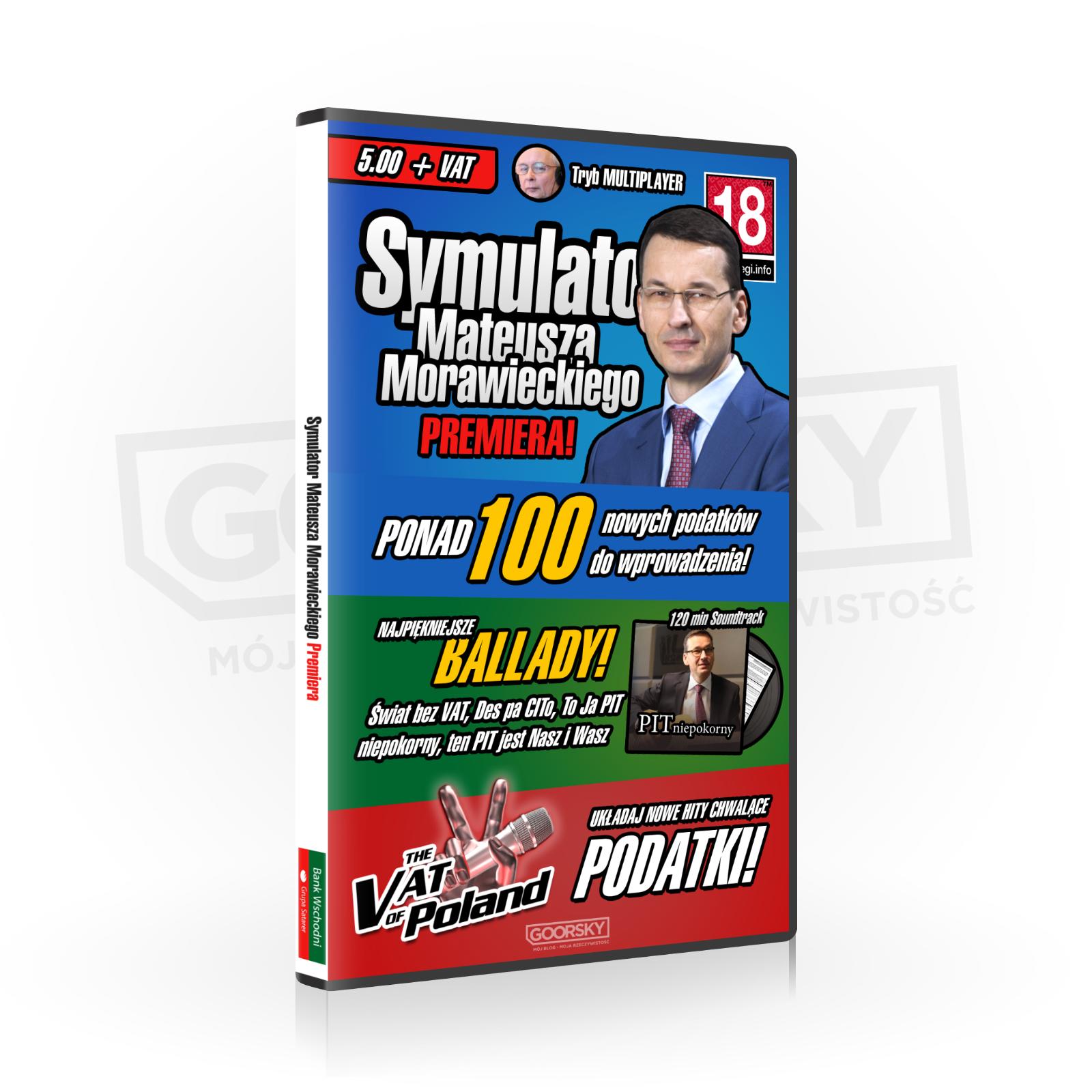 Morawiecki Symulator