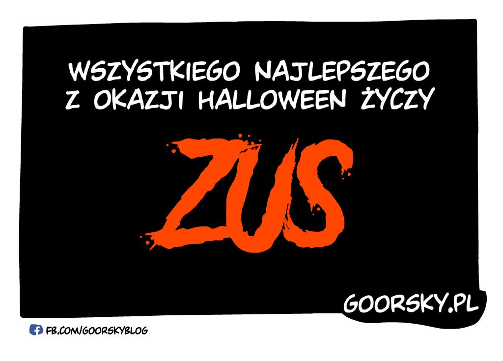 Najlepszego z okazji Halloween