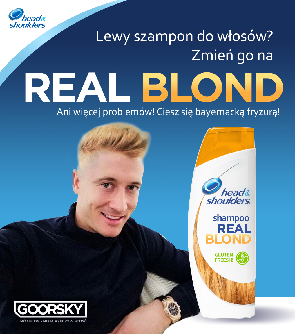 Real blond