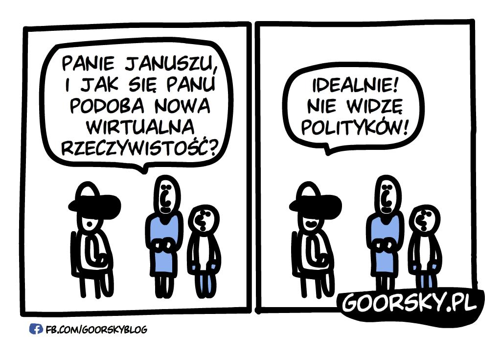 Virtualna Rzeczywistość
