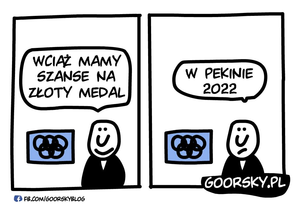 Szansa na medal