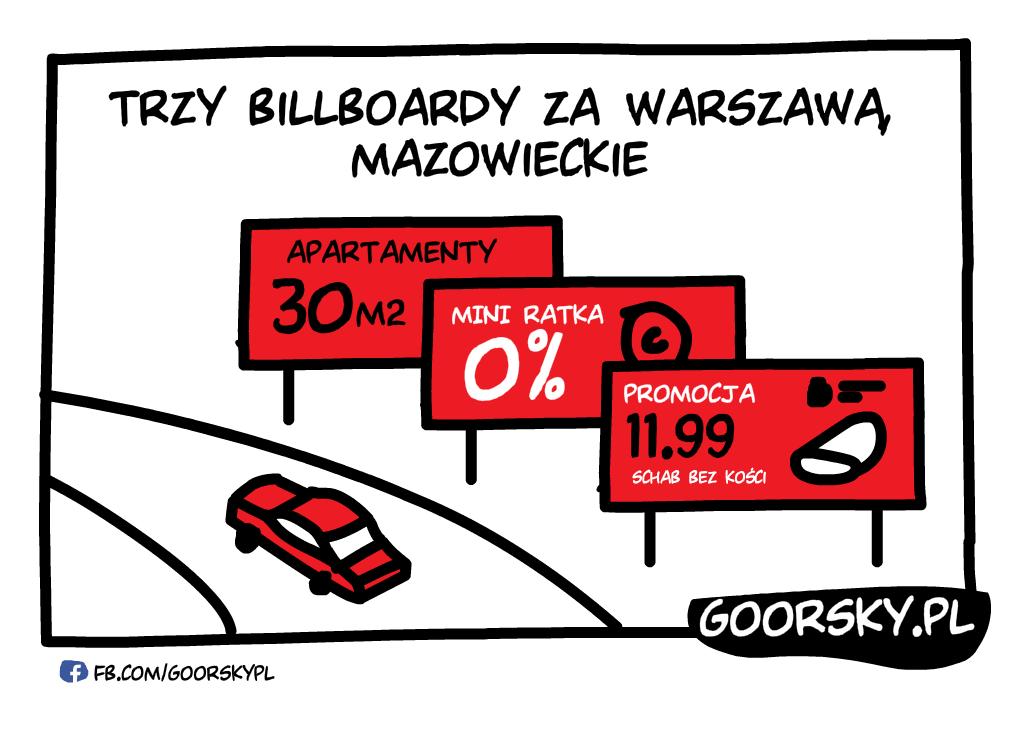 Trzy Billboardy