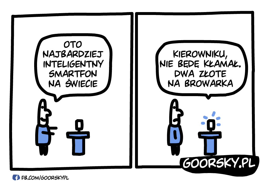 Inteligenty telefon