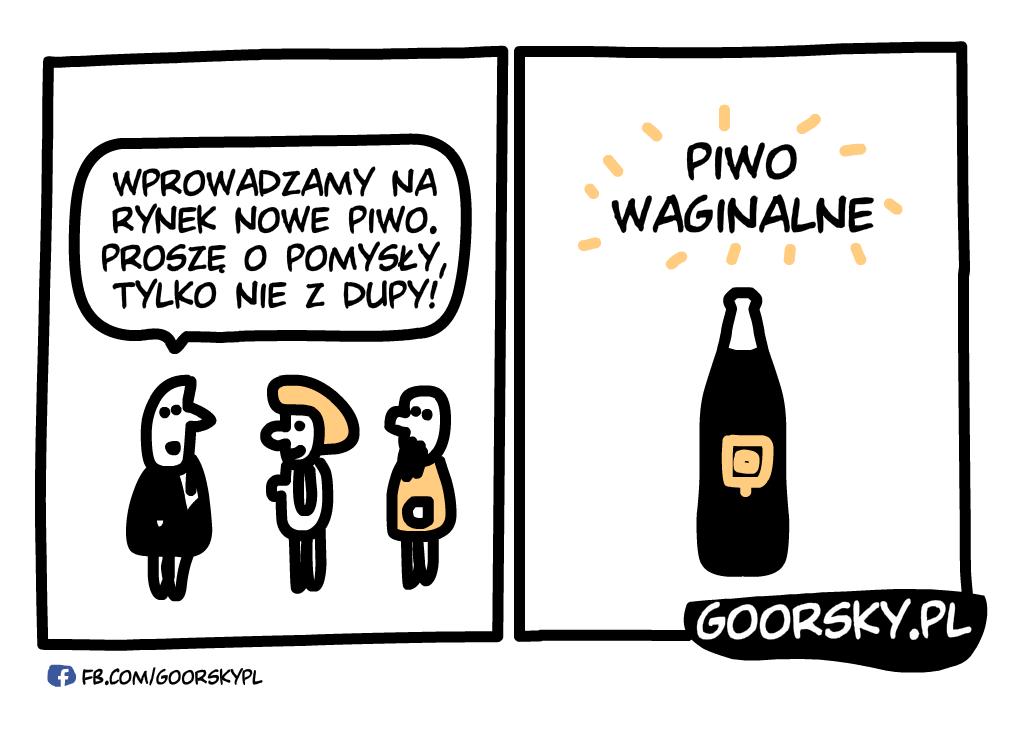 Piwo waginalne