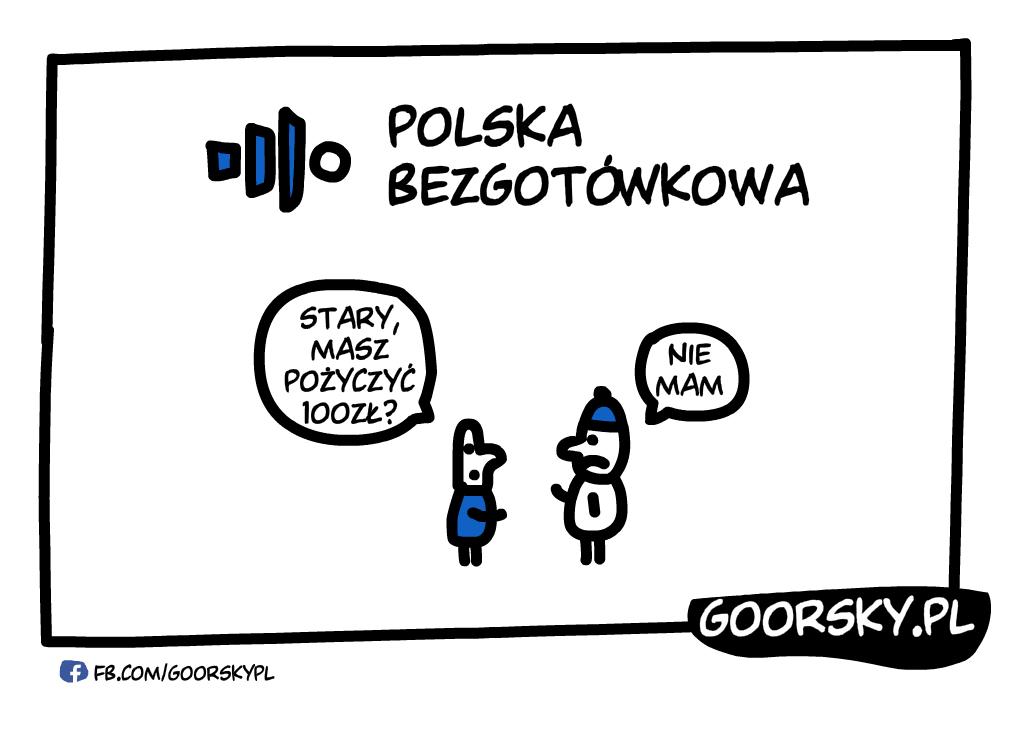 Polska bezgotówkowa