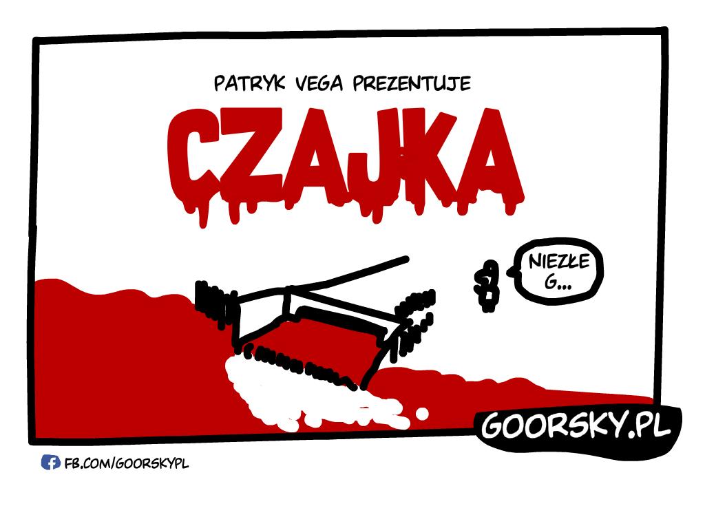 Patryk Vega Czajka