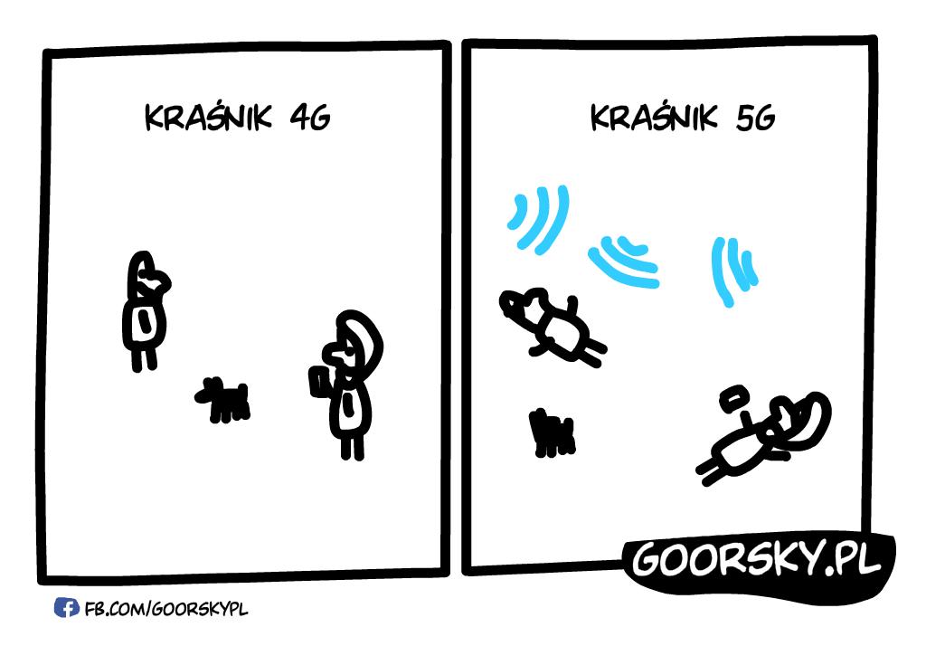 5G w Kraśniku