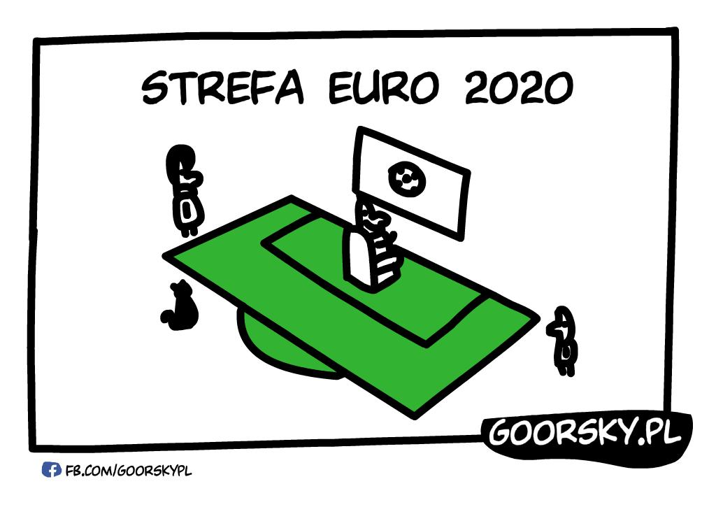 EURO2020 - Strefa Euro