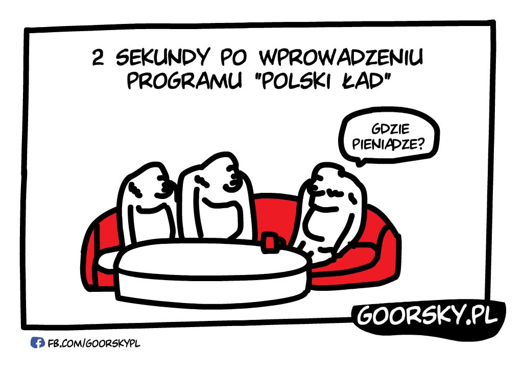 Polski Ład - gdzie pieniądze